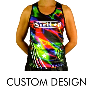 Custom Designed Sportswear. Stellar Custom Design.