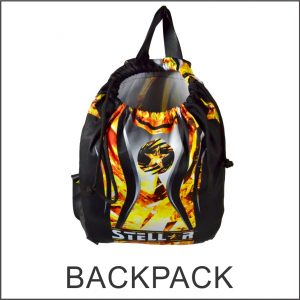 Custom Designed Drawstring Backpack