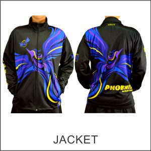Custom Designed Jacket