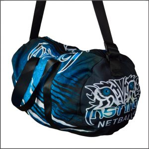 Custom Designed Sport Bag