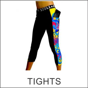 Custom Designed Tights