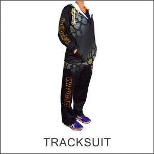 Custom Designed Tracksuit