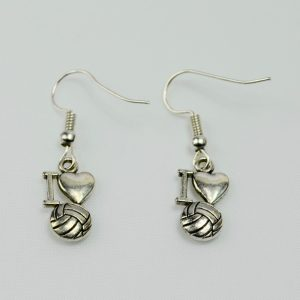 Netball Earrings