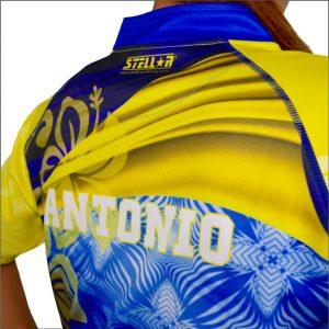 Custom Designed Rugby Jersey
