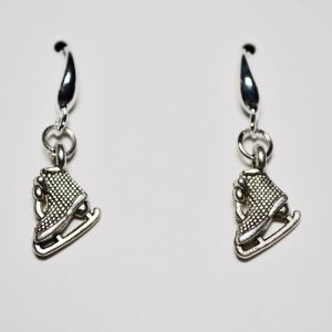 Ice Skater Earrings