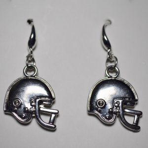 NFL Gridiron Helmet Earrings
