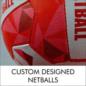 Stellar Custom Designed Netballs Thumbnail