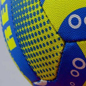 Custom Designed Netballs