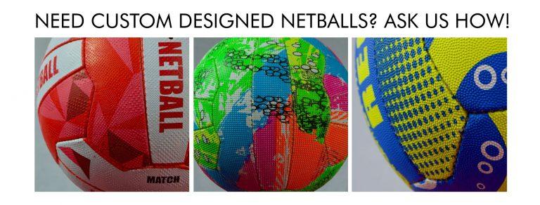 Stellar Custom Designed Netballs