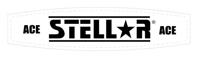 Stellar Custom Designed Netball ACE Training Ball Logo