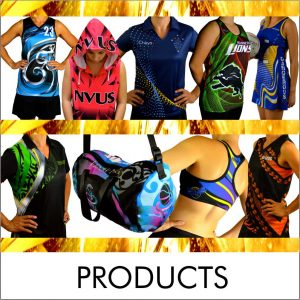 Custom Designed Sportswear