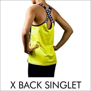 Stellar X Back Singlet