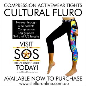 Stellar Compression Activewear Tights