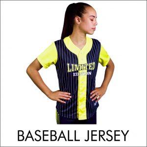 Stellar Baseball Jersey