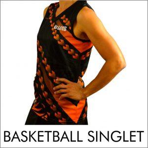 Stellar Basketball Singlet