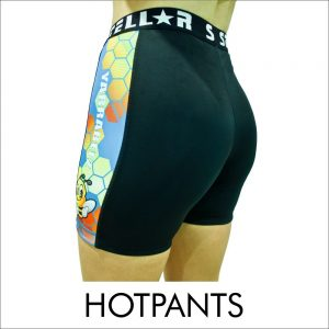 Custom Designed Hotpants
