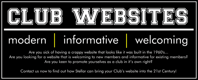 Club Websites by Stellar