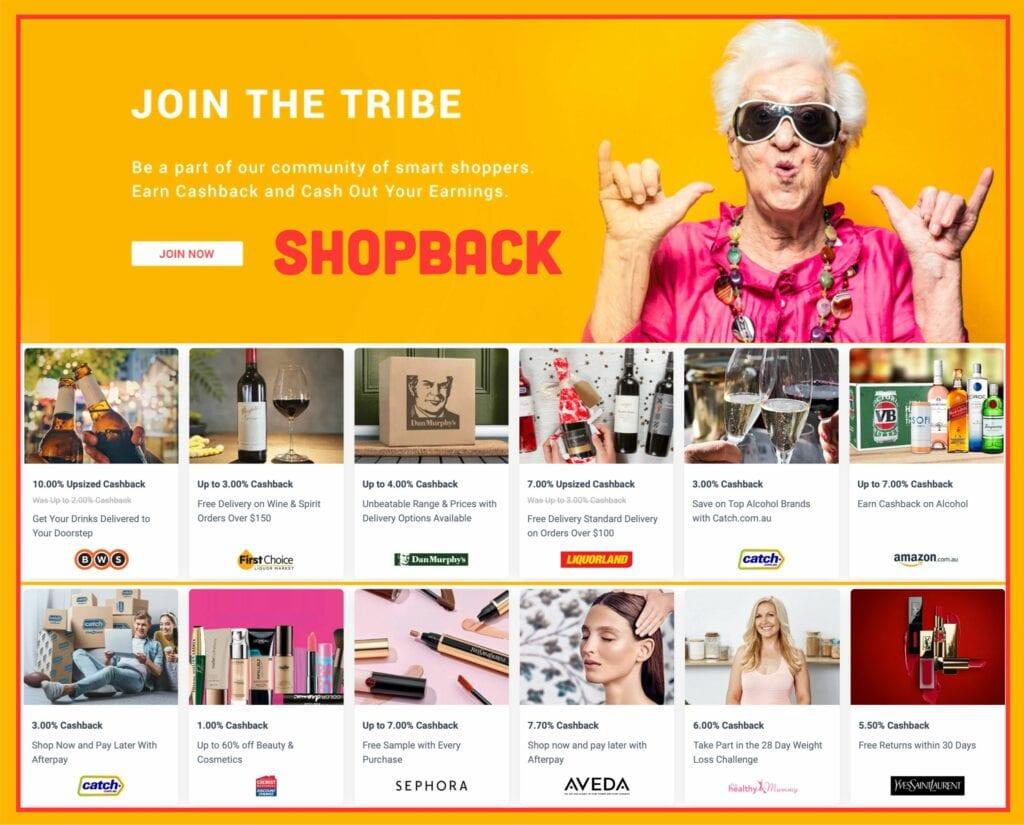 Shopback Australia